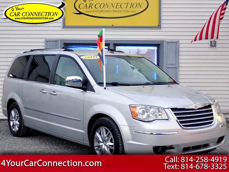 2009 Chrysler Town & Country Limited 7 Passenger NAV