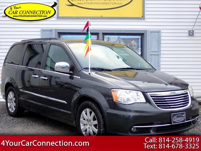 2011 Chrysler Town & Country Touring-L 7 Passenger