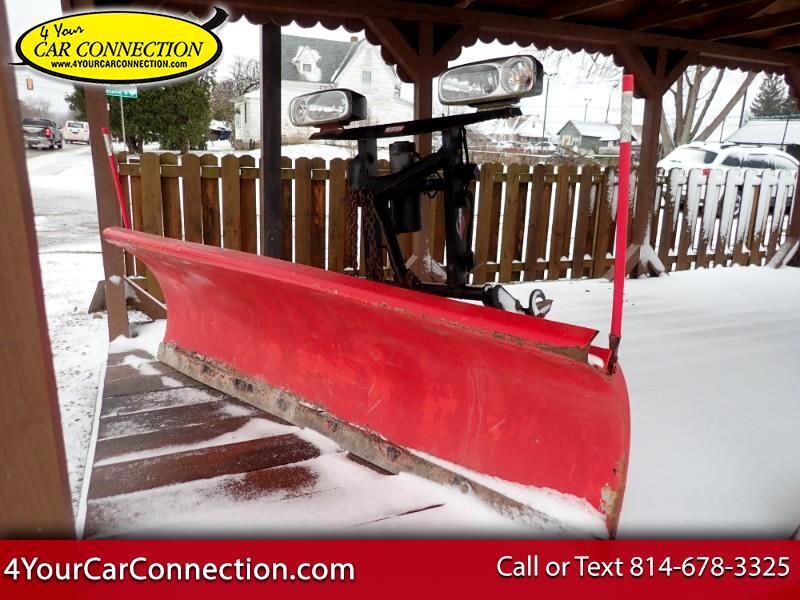 1 Western Snowplow UltraMount System