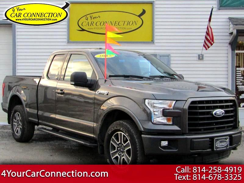 2015 Ford F-150 XLT Sport 4WD