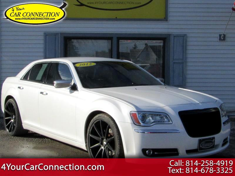 2012 Chrysler 300 C V8 Custom
