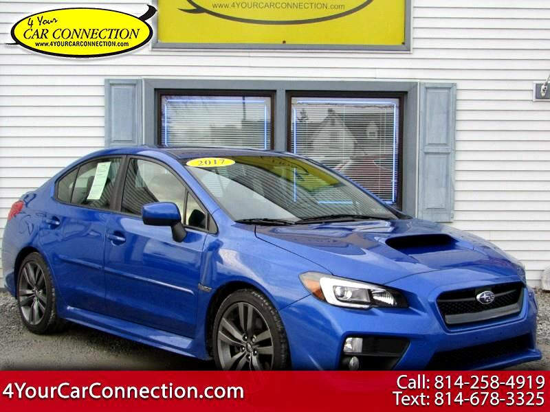 2017 Subaru WRX Limited AWD