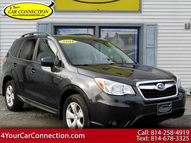 2014 Subaru Forester Limited AWD