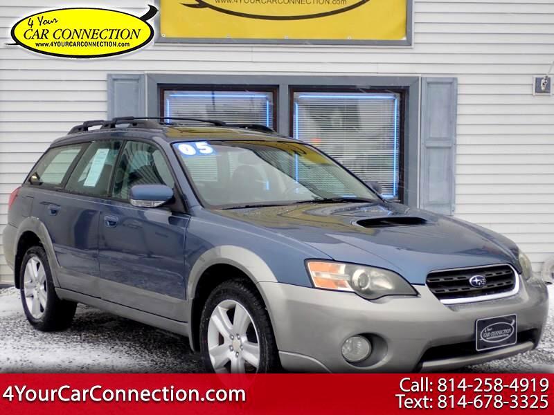 2005 Subaru Outback XT Limited AWD