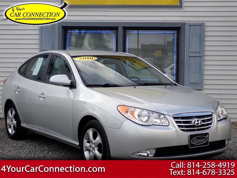 2010 Hyundai Elantra SE