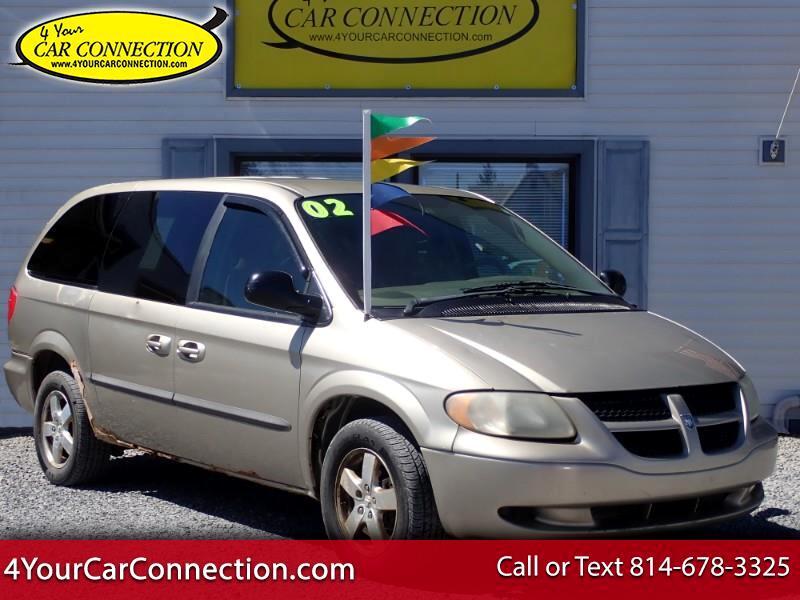 2002 Dodge Grand Caravan Sport 8 Passenger