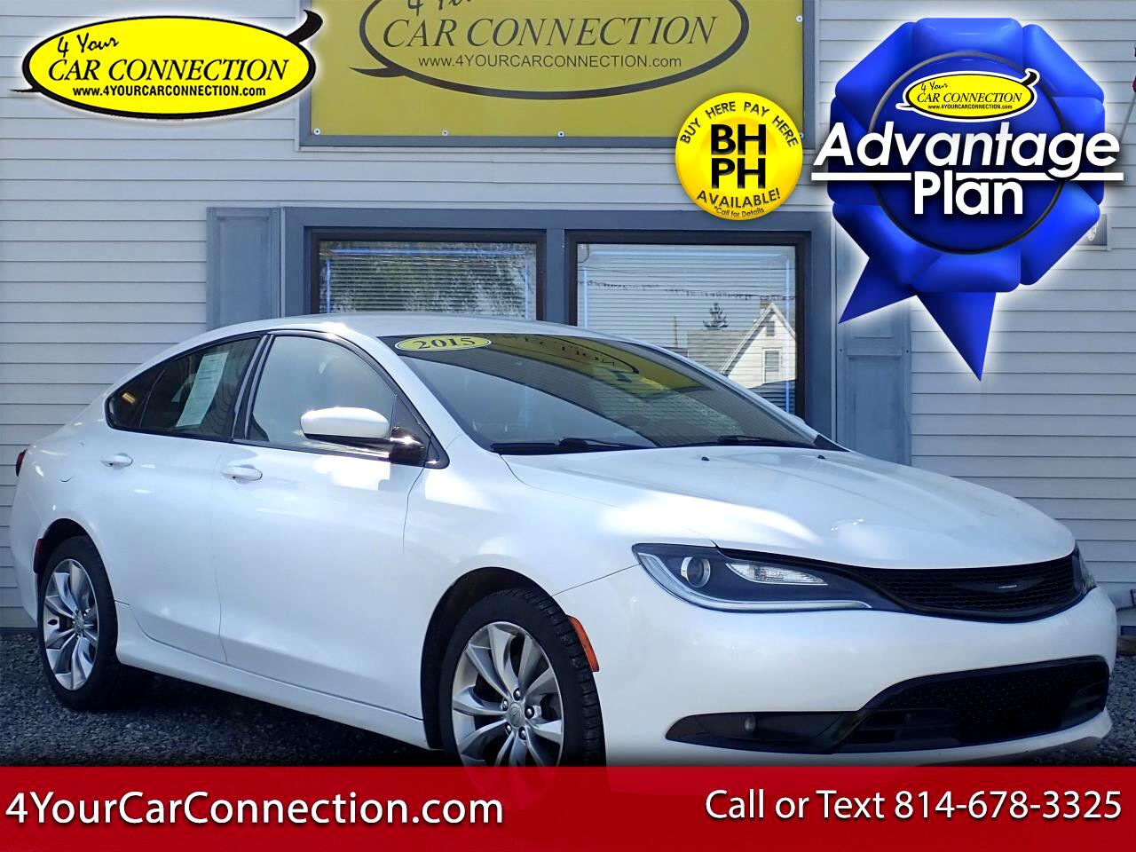 Chrysler 200 S AWD 2015