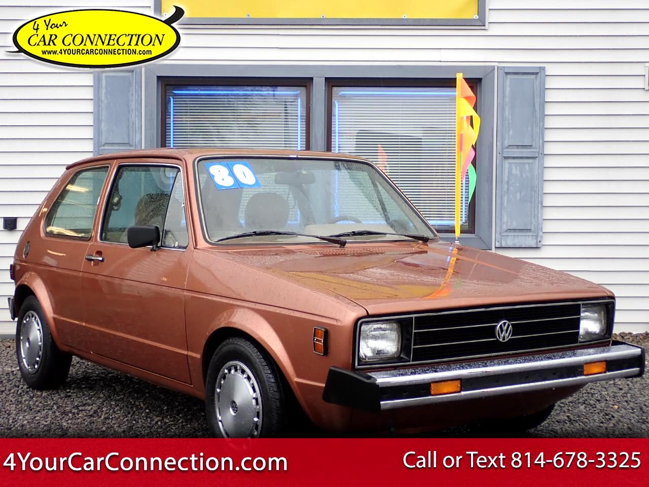 Volkswagen Rabbit L 1980