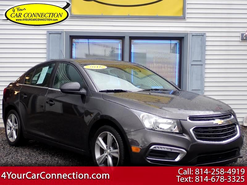2016 Chevrolet Cruze Limited Limited 2LT