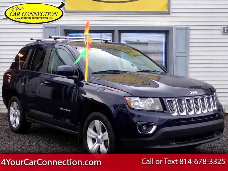2015 Jeep Compass High Latitude 4WD