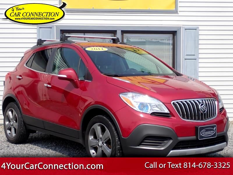 2014 Buick Encore TURBO