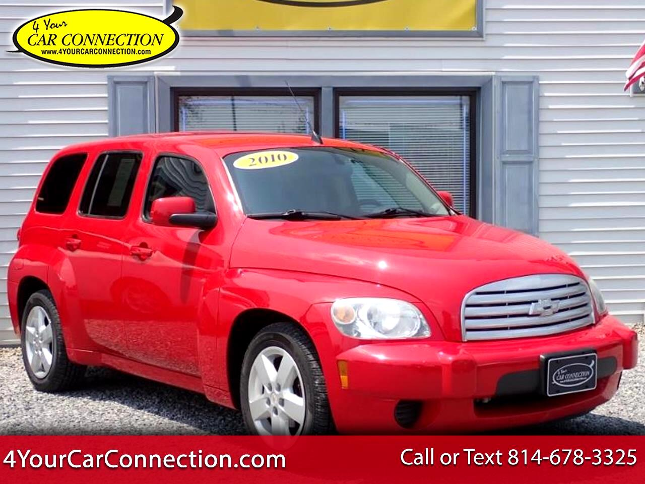 Used 2010 Chevrolet Hhr Lt For Sale In Cranberry Pa 16319 4