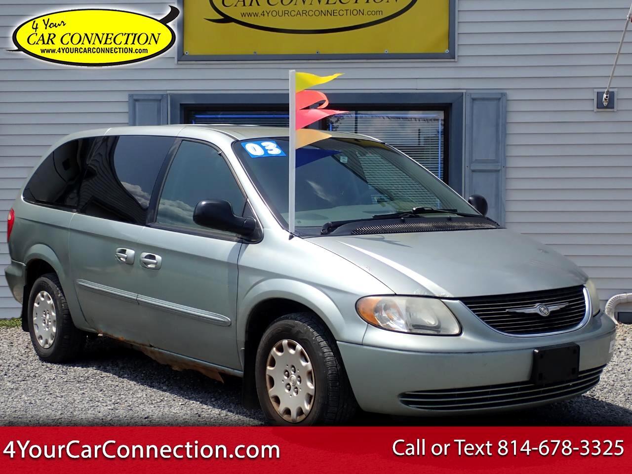 2003 Chrysler Town & Country 7 Passenger