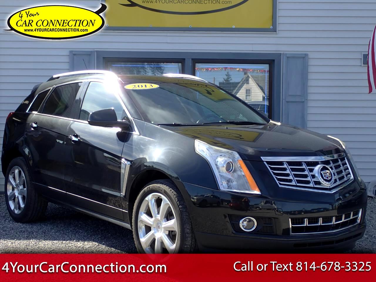 2013 Cadillac SRX Performance Collection AWD NAV