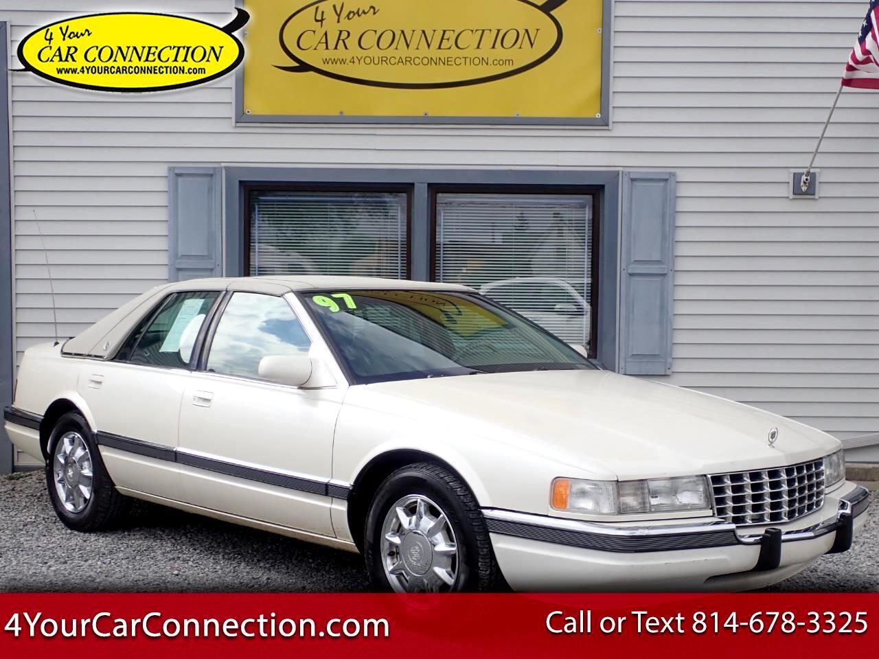 1997 Cadillac Seville Luxury SLS