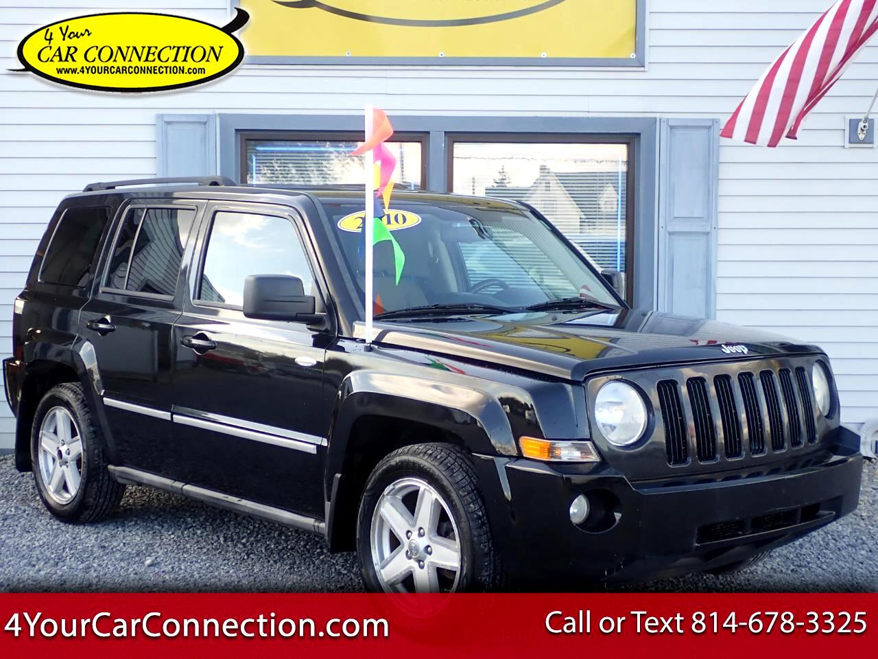 2010 Jeep Patriot Latitude 4WD