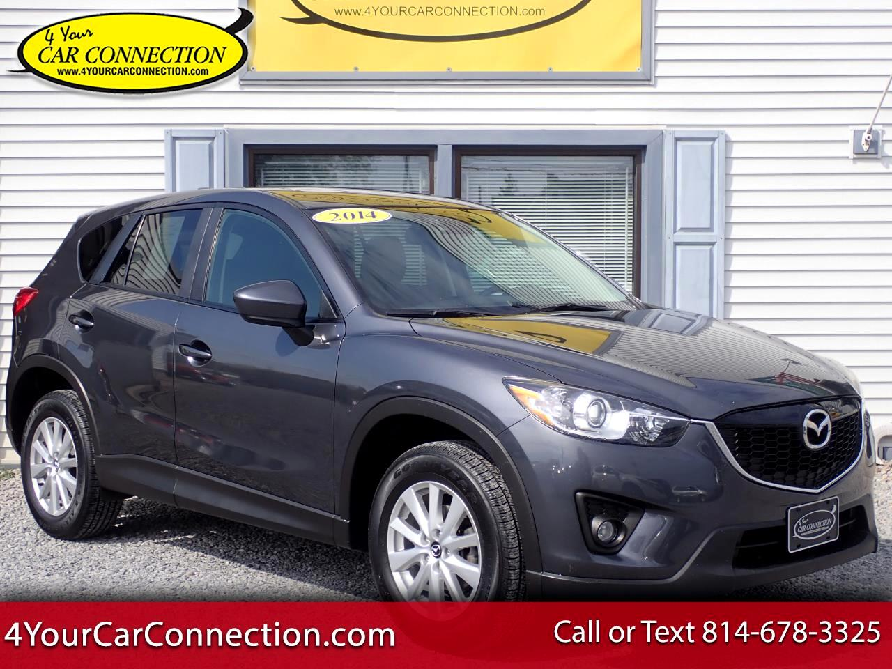 2014 Mazda CX-5 Touring AWD NAV