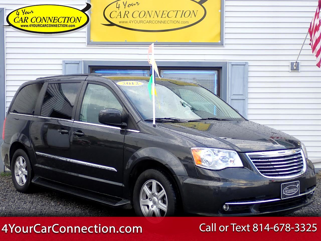 2012 Chrysler Town & Country Touring 7 Passenger