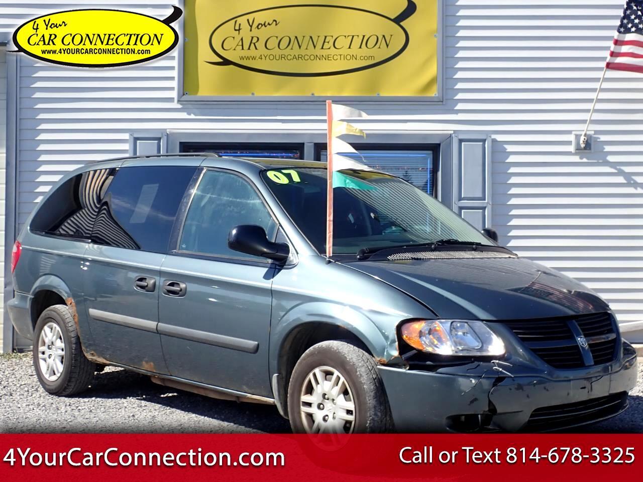 2007 Dodge Grand Caravan SE 7 Passenger