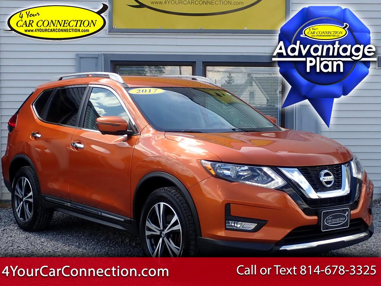2017 Nissan Rogue for Sale in Cranberry, PA - Image 1