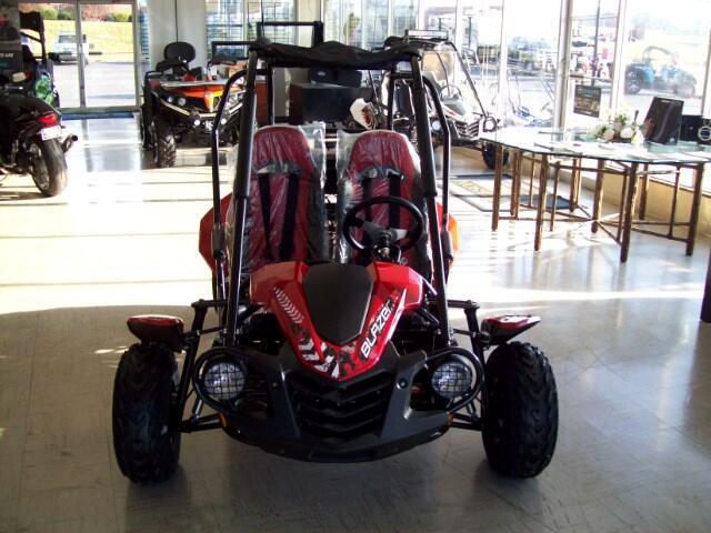 2017 Trailmaster 150 XRS