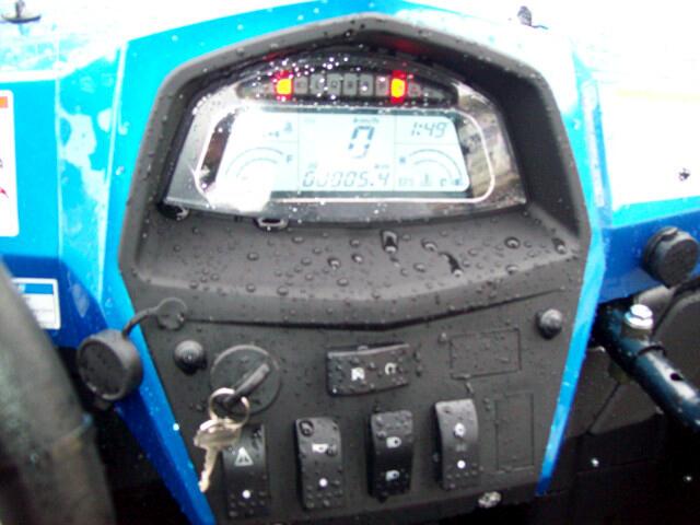 2018 CF Moto Z FORCE 1000