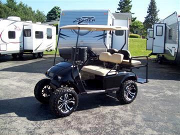 2007 EZ-GO Golf Cart