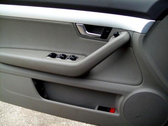 2008 Audi A4 3.2 Cabriolet quattro with Tiptronic