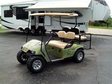 2000 EZGO Golf Cart