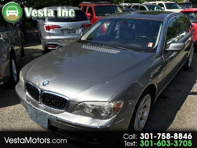 2006 BMW 7-Series 750Li