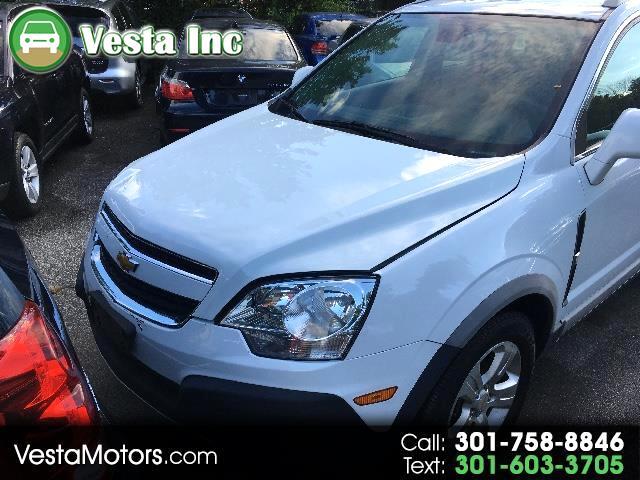 2014 Chevrolet Captiva Sport 1LS FWD