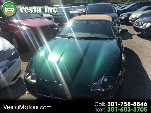 2004 Jaguar XK-Series XK8 Convertible