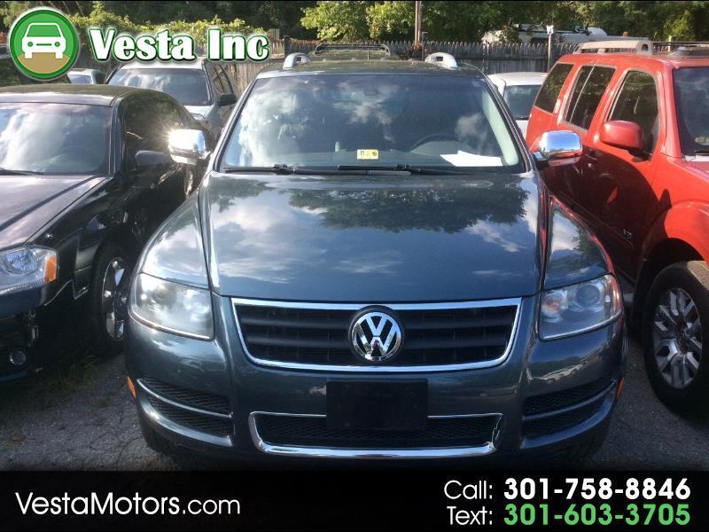 2007 Volkswagen Touareg V8