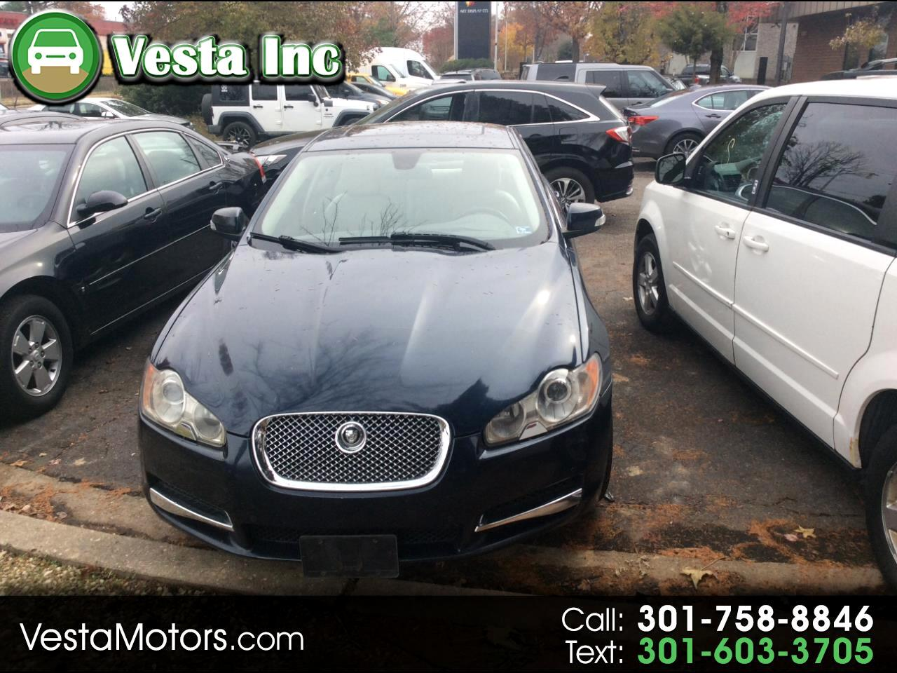 2009 Jaguar XF-Series Supercharged