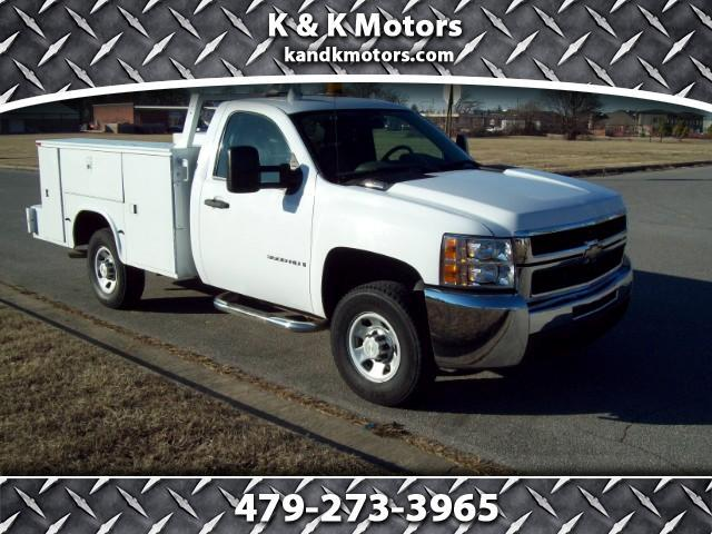 2007 Chevrolet Silverado 3500HD LT1 Long Box SRW 4WD