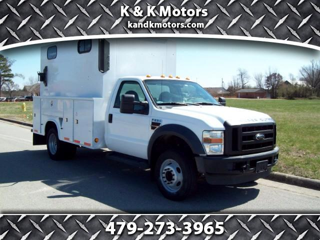 2009 Ford F-550 Regular Cab 2WD DRW
