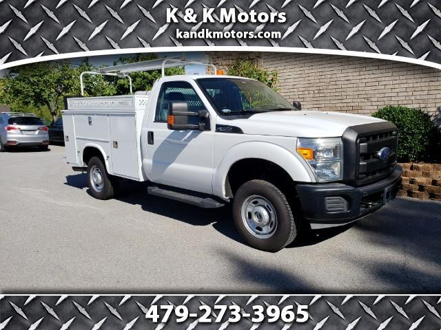 2011 Ford F-350 SD XL 4WD