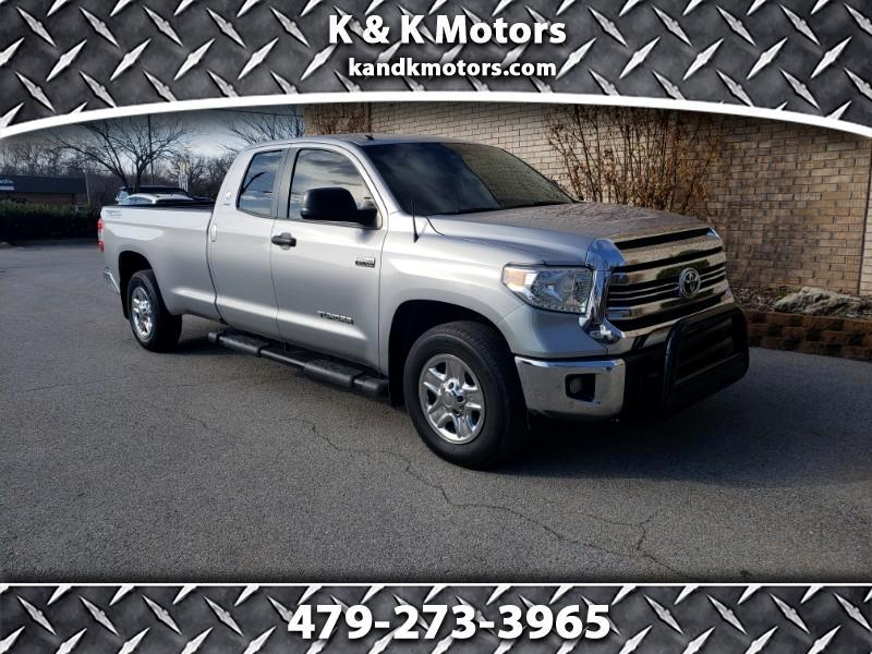 2017 Toyota Tundra SR5 5.7L V8 FFV Double Cab 2WD Long Bed