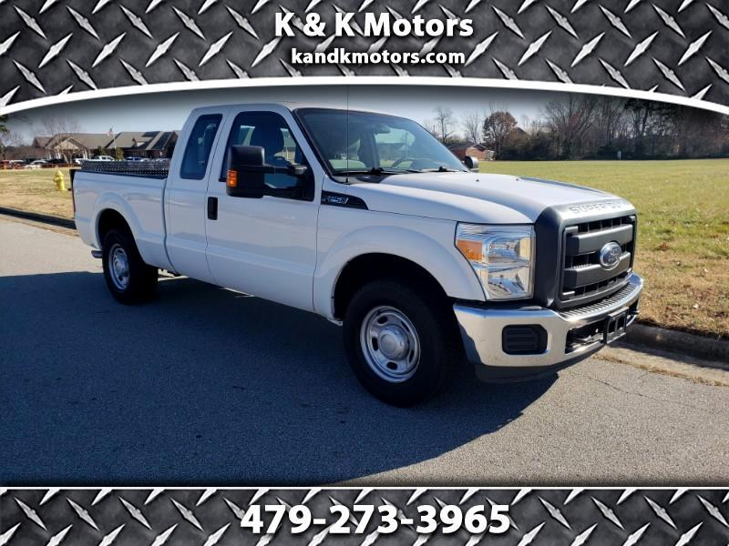 2014 Ford F-250 SD XL SuperCab Long Bed 2WD
