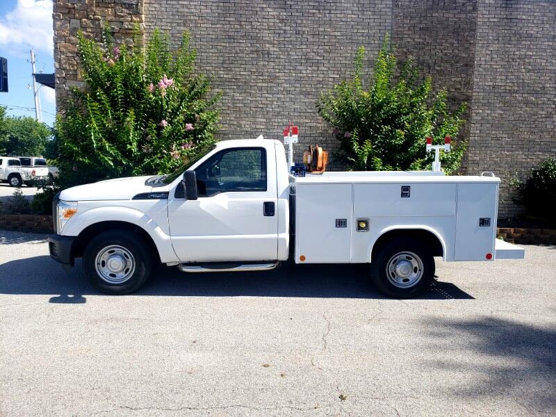 Ford F-250 SD XL 2WD 2011