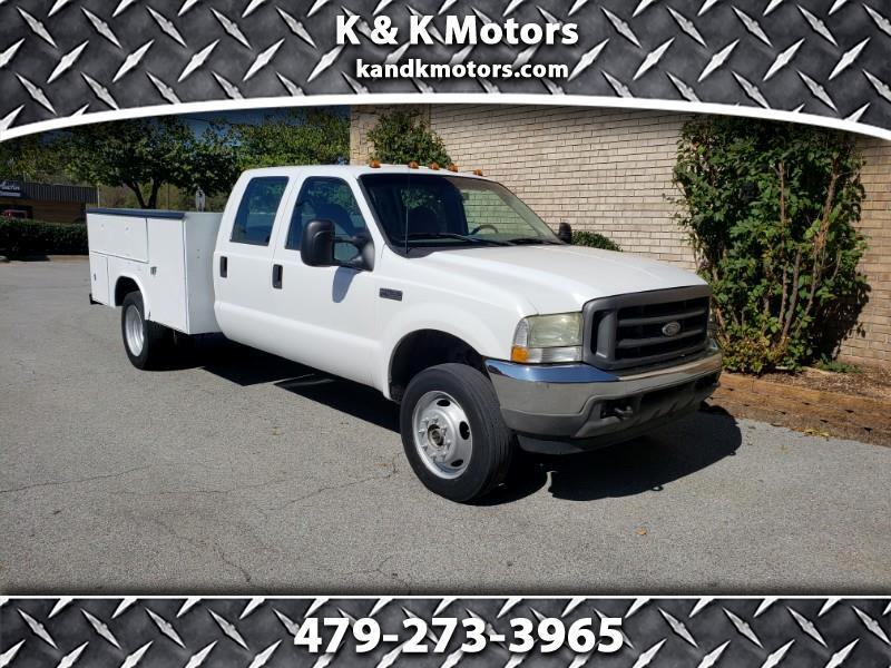 2002 Ford F-450 SD Crew Cab 4WD DRW
