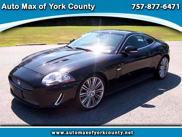2011 Jaguar XK-Series XKR175