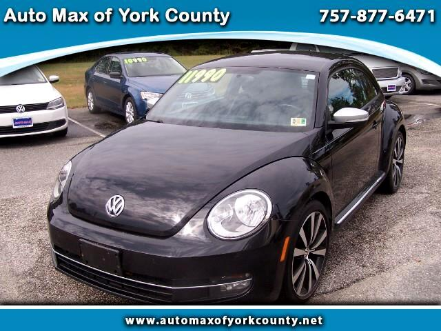 2012 Volkswagen Beetle 2.0T Turbo