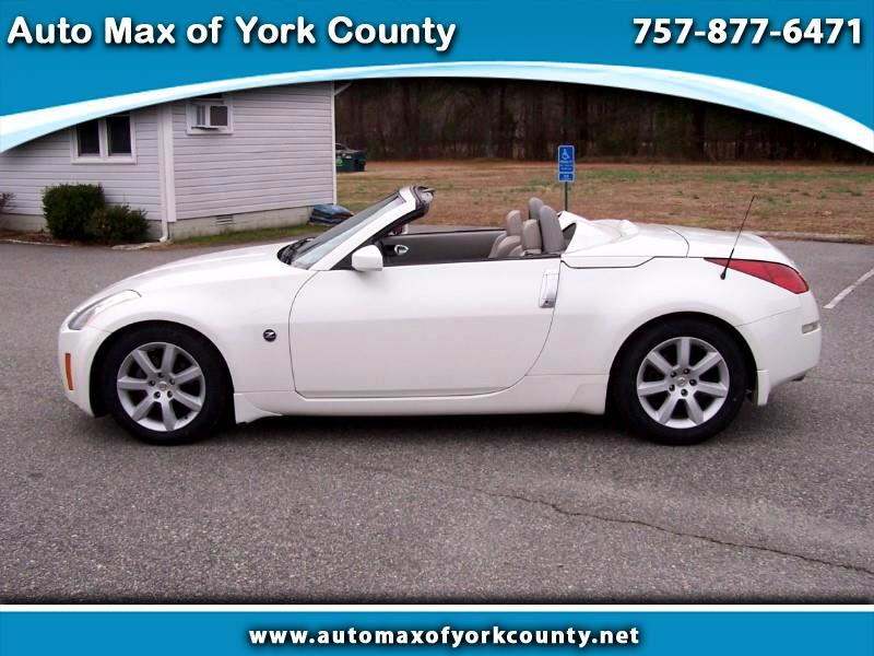 2005 Nissan 350Z 2dr Roadster Auto Touring