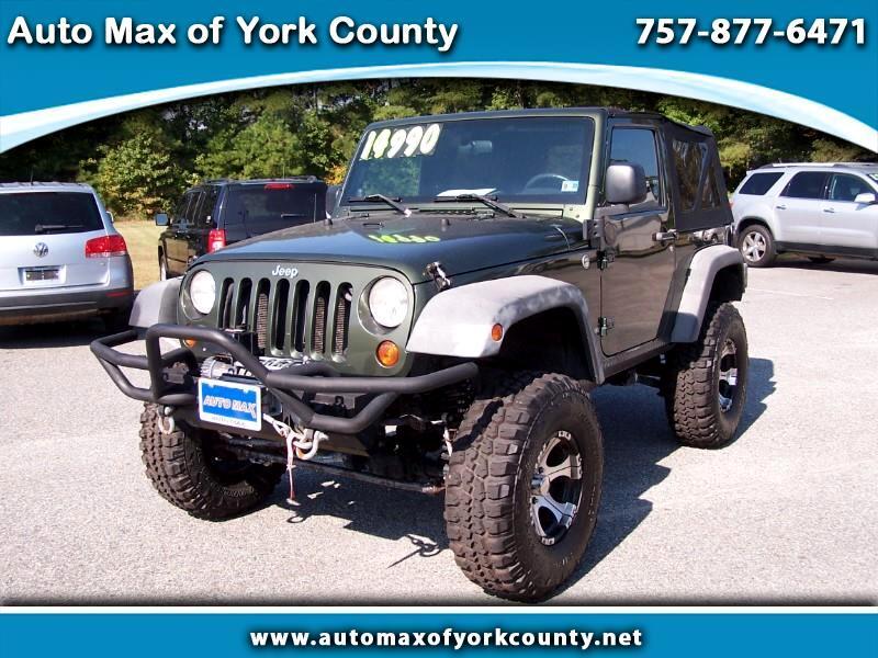 2007 Jeep Wrangler 2dr X