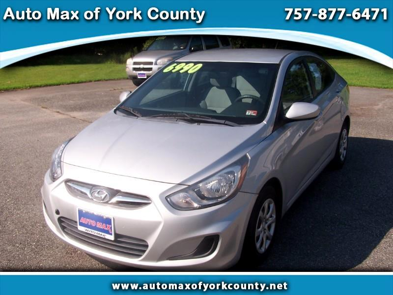 Hyundai Accent GLS 4-Door 2014
