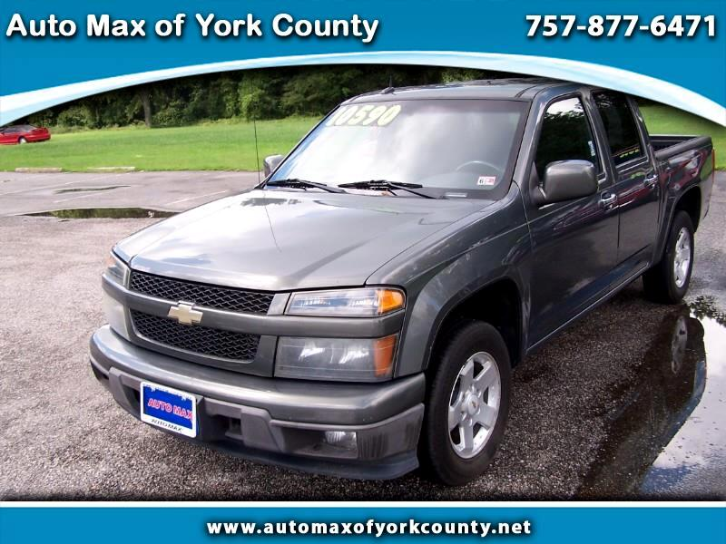 Chevrolet Colorado 1LT Crew Cab 2WD 2011