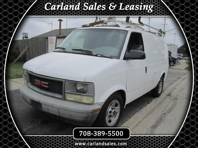 2005 GMC Safari Cargo Van