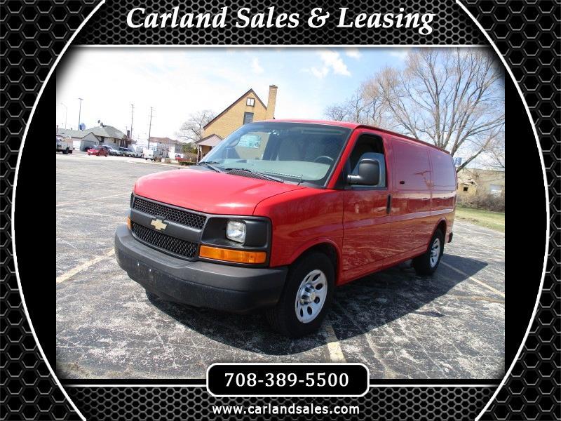 Chevrolet Express 1500 Cargo 2011