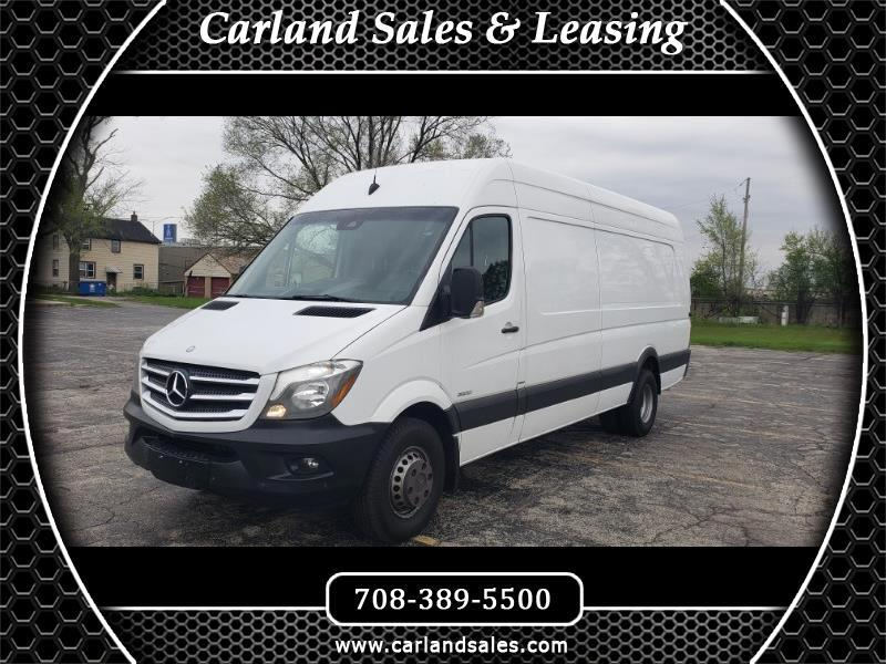 "2014 Mercedes-Benz Sprinter Cargo Vans 3500 170"" EXT"
